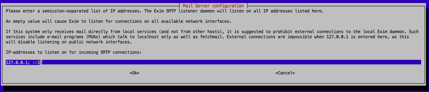 Why disable IPv6 breaks my email system